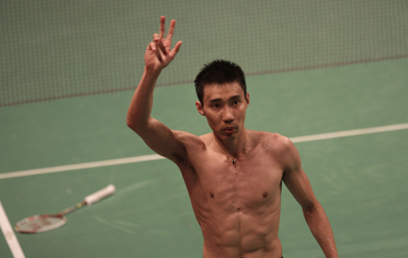Lee Chong Wei Body