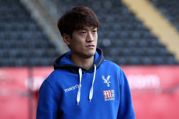 Lee Chung-Yong Swansea City v Crystal Palace - Premier League