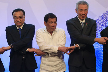 Lee Hsien Loong 31st Southeast Asian Nations (ASEAN) Summit