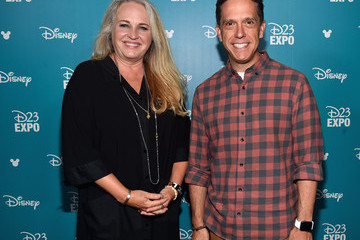 Lee Unkrich 'Pixar and Walt Disney Animation Studios: The Upcoming Films' Presentation At Disney's D23 EXPO 2015