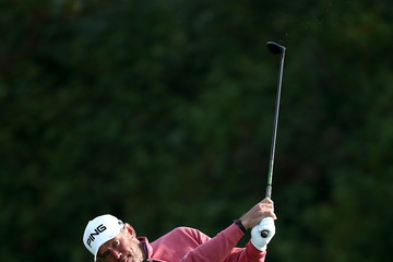 Lee Westwood KLM Open - Day Four