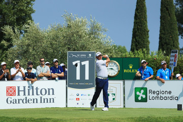 Lee Westwood Italian Open - Day Two