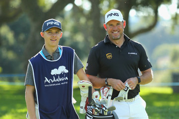 Lee Westwood Andalucia Valderrama Masters - Previews