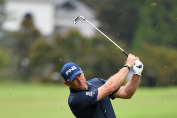 Lee Westwood PGA Championship - Preview Day 2