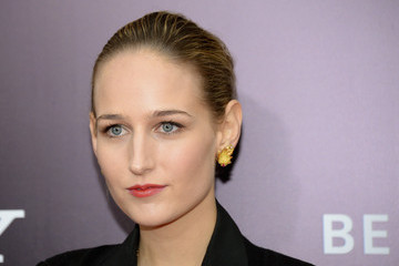 Leelee Sobieski 'Monuments Men' Premieres in NYC