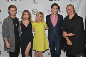 Leesa Wagner 'King Cobra' Cast Dinner Hosted By Yale Productions and Digital Ignition Entertainment