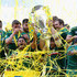 Leicester Tigers Celebrations Picture