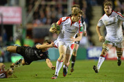 Andrew Trimble and Ben Youngs Photos Photo