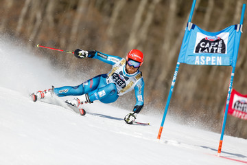 Leif Kristian Haugen Audi FIS Alpine Ski World Cup - Men's Giant Slalom and Women's Slalom