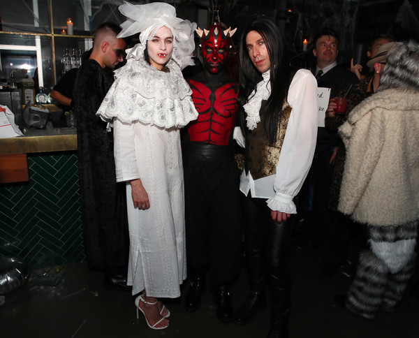 The Misshapes Halloween Event Presented By Ketel One Family-Made Vodka