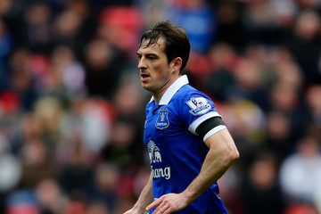 Leighton Baines Sunderland v Everton - Premier League
