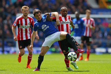 Leighton Baines Everton v Sunderland - Premier League
