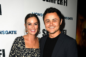 Leighton Meester Special Screening Of Lionsgate's 'Semper Fi' - Red Carpet
