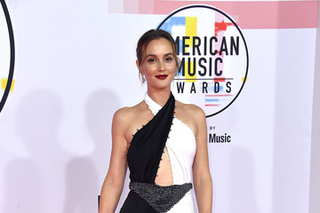 Leighton Meester 2018 American Music Awards - Arrivals