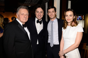 Leighton Meester 2014 Tony Awards - Green Room
