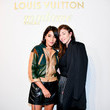 Leila Bekhti Madame Figaro & Louis Vuitton Host Dinner At Terrasse Albane: Arrivals - The 72nd Annual Cannes Film Festival