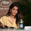 """Leila Bekhti """"Les Intranquilles (The Restless)"""" Press Conference - The 74th Annual Cannes Film Festival"""