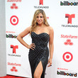 Lena Burke Arrivals at the Billboard Latin Music Awards