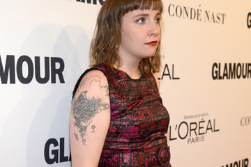 Lena Dunham Glamour Women of the Year 2016 - Red Carpet