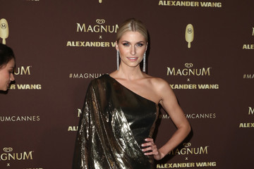 Lena Gercke Magnum VIP Party Arrivals - The 71st Annual Cannes Film Festival