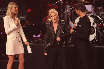 Lena Gercke 'The Voice of Germany' Semi Finals