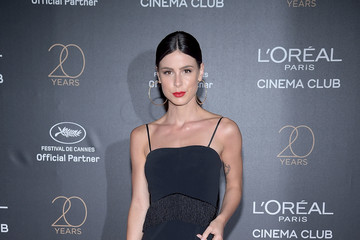 Lena Meyer-Landrut Gala 20th Birthday of L'Oreal in Cannes - The 70th Annual Cannes Film Festival