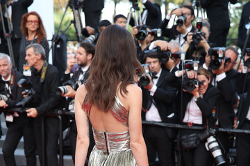 Lena Meyer-Landrut 'The Beguiled' Red Carpet Arrivals - The 70th Annual Cannes Film Festival