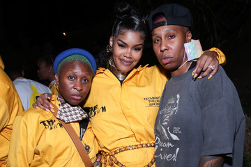 "Lena Waithe Teyana Taylor ""The Album"" Listening Party"