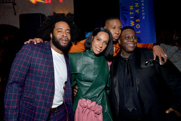 Lena Waithe AFI FEST 2019 Presented By Audi – 'Queen And Slim' Premiere – After Party
