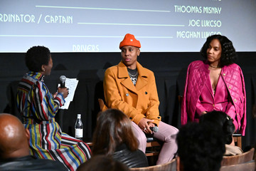 Lena Waithe Universal Pictures Presents A Special Screening Of Queen And Slim