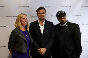 Lennox Yearwood Leonardo DiCaprio Announces Major New Climate Commitment in NYC