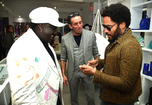 Chrome Hearts Celebrates Art Basel with Laduree & Sean Kelly and a Live Performance by Abstrakto