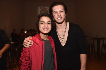 Leo Howard Premiere Party of Disney XD's 'Lab Rats: Elite Force'
