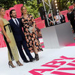 Leo Thompson European Premiere of Sony Pictures 'Baby Driver'