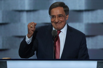Leon Panetta Democratic National Convention: Day Three