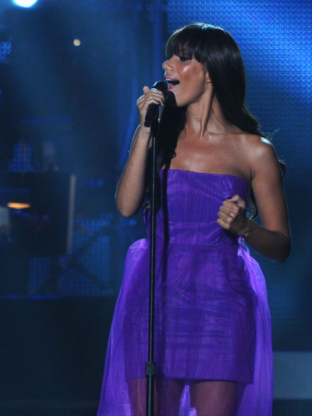 Leona's Best 100 Frocks  Leona+Lewis+2011+MusiCares+Person+Year+Tribute+QebdVzg24u9l