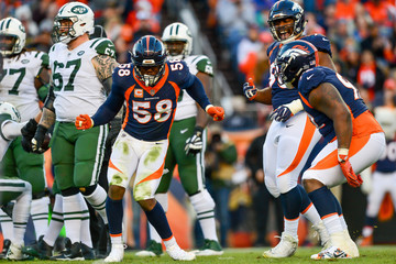 Leonard Williams New York Jets v Denver Broncos