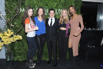Leonardo Chavez Maybelline New York Celebrates Fashion Week