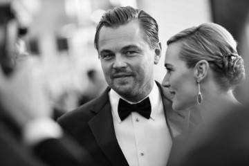 Leonardo DiCaprio Kate Winslet An Alternative View of the 22nd Annual Screen Actors Guild Awards