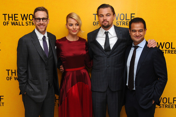 'The Wolf of Wall Street' Premieres in London — Part 5