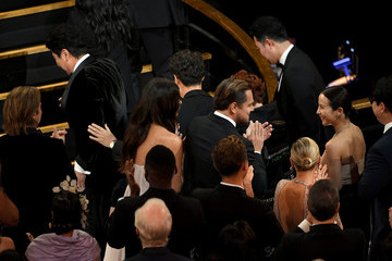 Leonardo DiCaprio 92nd Annual Academy Awards - Show