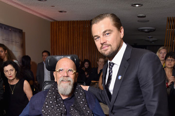 "Leonardo DiCaprio National Geographic Channel ""Before the Flood"" Screening"