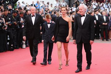 "Thomas Doret ""Les Bien-Aimes"" Premiere And Closing Ceremony Arrivals - 64th Annual Cannes Film Festival"