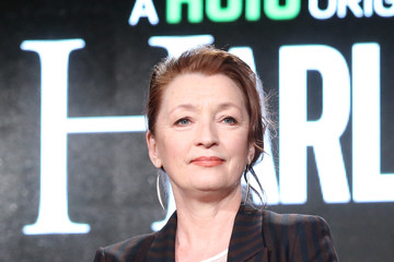 Lesley Manville 2017 Winter TCA Tour - Day 3