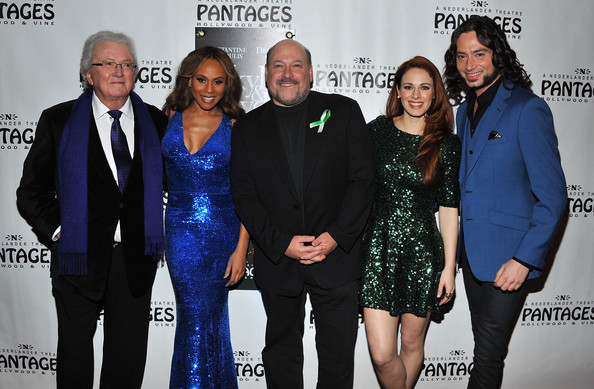 "Red Carpet Opening Night And Party - ""JEKYLL & HYDE"" Pre-Broadway Engagement At Pantages []"