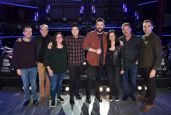 CMT Crossroads: Gavin Degraw And Chris Young