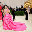Leslie Grace The 2021 Met Gala Celebrating In America: A Lexicon Of Fashion - Arrivals