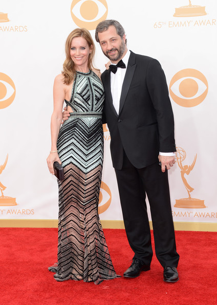 Leslie Mann - Arrivals at the 65th Annual Primetime Emmy Awards — Part 5