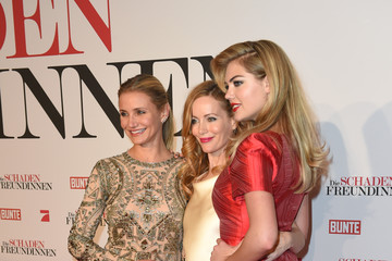 Leslie Mann Kate Upton 'The Other Woman' Premieres in Munich