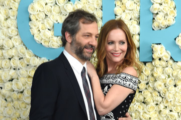 Leslie Mann The New York Premiere of the Sixth and Final Season of 'Girls' - Arrivals